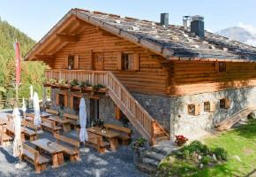 Latscher Alm - Alpine Hut