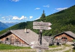 Marzoner Alm - Alpine Hut