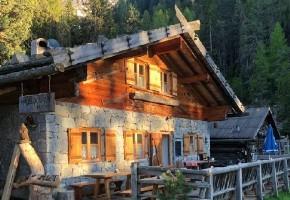 Mausloch Alm - Alpine Hut