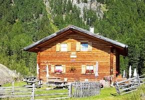 Morterer Alm - Alpine Hut