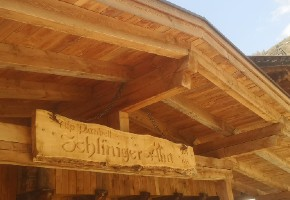 Schliniger Alm - Alpine Hut