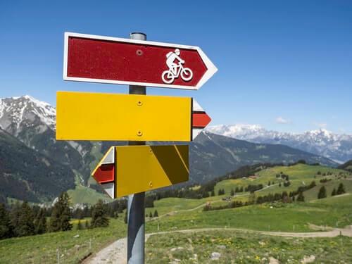 Bike- und Wandertaxi Kreuzbrünnl