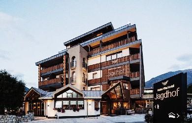 Hotel Jagdhof - Latsch-Laces