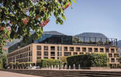 Hotel Therme - Meran