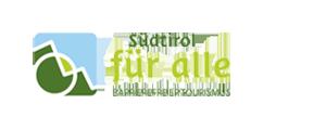 Logo Barrierefreies Südtirol