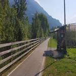 Radweg Vinschgau - Göflan - Naturns - 8
