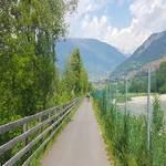 Radweg Vinschgau - Mals - Prad - 1