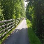 Radweg Vinschgau - Mals - Prad - 4