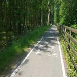 Radweg Vinschgau - Mals - Prad - 5