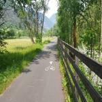Radweg Vinschgau - Mals - Prad - 7