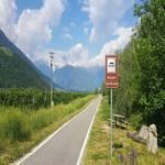Radweg Vinschgau - Prad - Mals - 12