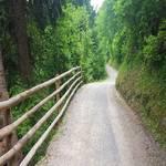 Radweg Vinschgau - Prad - Mals - 15