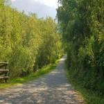Radweg Vinschgau - Prad - Mals - 23