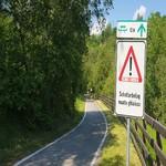 Radweg Vinschgau - Prad - Mals - 24