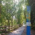Radweg Vinschgau - Prad - Mals - 25