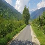 Radweg Vinschgau - Prad - Mals - 4