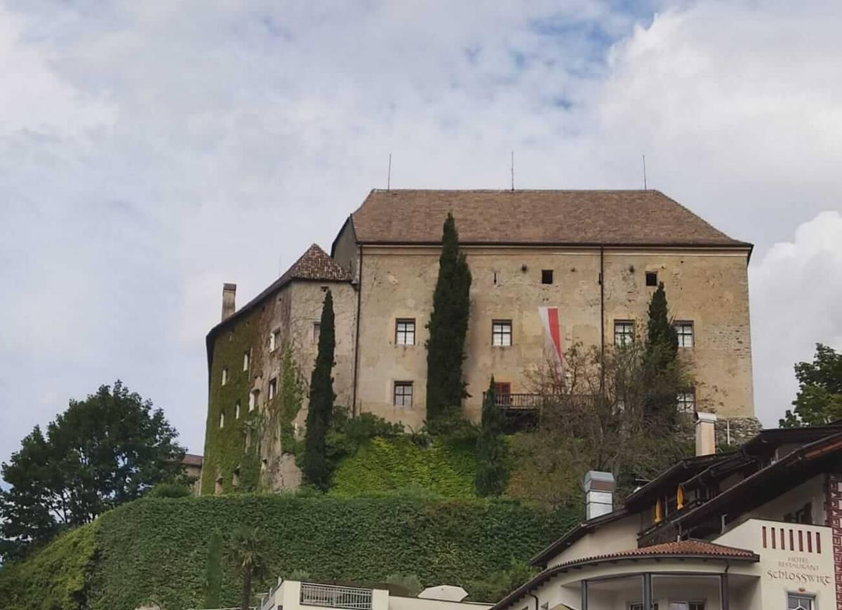 Schloss Schenna - Foto: Daniela Gerstgrasser