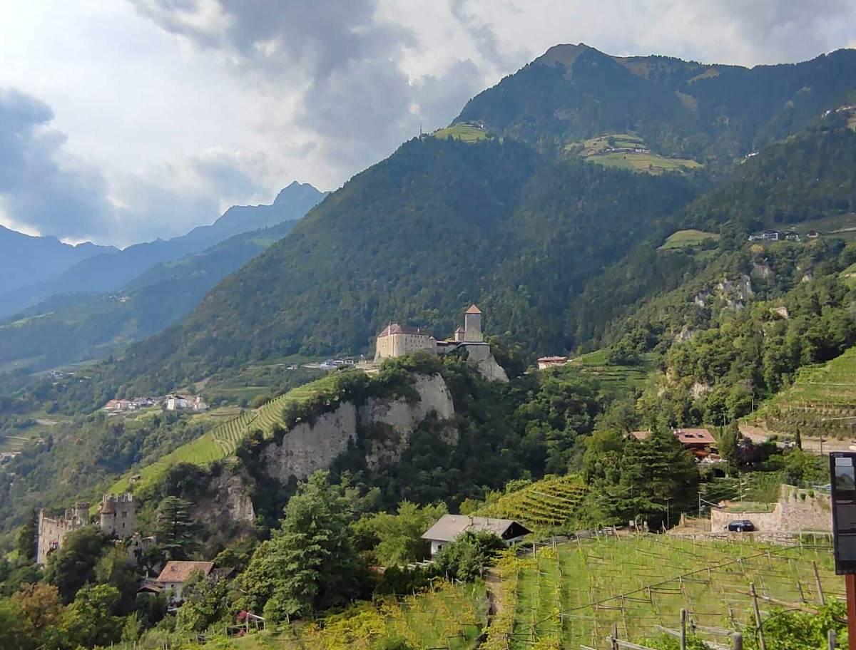 Schloss Tirol - Foto: Daniela Gerstgrasser